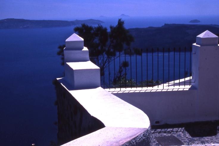 les iles grecques;voyage;Méditerranée;échappées belles